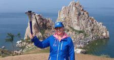 Астанчанка Татьяна Скаковская стала участницей «Бега Мира»