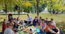 Полонийный пикник провела Polska Jedność