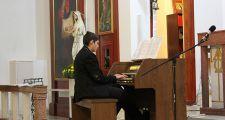 В Астане прошел концерт, посвященный Святой Цецилии (ФОТО, ВИДЕО)