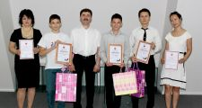 В Астане наградили победителей конкурса, посвященного депортации поляков в Казахстан