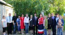 Поляки Астаны приняли участие в полонийной Маювке в Первомайке