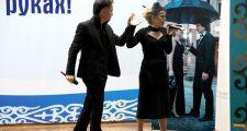 Известный полонийный дуэт из Астаны дал концерт в Кокшетау