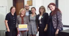 Член ОО «Polska Jedność» Марина Куровская стала победителем Большого диктанта