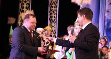 «Polska Jedność» поздравила объединение поляков Акмолинской области с 25-летием