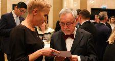 Дипломатический прием в честь Дня независимости Польши (ФОТО)