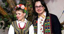 Юлия Серватинская и Ринат Дусумов выступили на вечере польской культуры в Бурабае