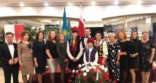 День Войска Польского отметили в столице Казахстана