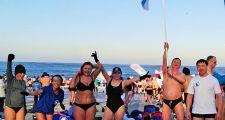 Представительница Полонии Астаны приняла участие в IV международном фестивале моржей в Польше (ФОТО)