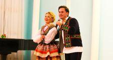 Сольный концерт Юлии Серватинской и Рината Дусумова состоялся  в Алматы